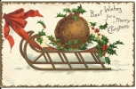 104. Ellen H. Clapsaddle Christmas Postcard - Other