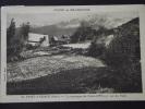 PINET-d'URIAGE (Isère) - La Montagne De Colon (2393 M.) - Vue Du Valet - Massif De Belledonne - Voyagée - Autres Communes