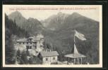 CPA Hohe Tatra, Hotel Kohlbach M. Lomnitzerspitze - Slovacchia