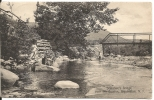 167. Donahue's Bridge Over The Esopus, Big Indian, NY - NY - New York