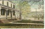 168. Saugerties, NY – Maple Grove House Postcard - NY - New York