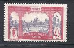 GABON N� 43 NEUF * TTB