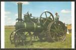 FOWLER Agricultural Engine Built 1909 Steam Fair Dorset 2009 - Angleterre