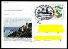 90503) BRD - Sonder OO Ganzsache Michel PSo 79 - 83410 Laufen Vom 12.6.2003 - Salzachbrücke - Postkarten - Gebraucht