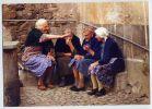 Côte Méditerrannéenne---personnages (la Causette )---beau Plan Très Animée--cpm N° 6425 éd  Sté PEC - Europe