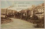GERMANY Idar-Oberstein Nahe River Vintage 1927 Postcard [c1360] - Idar Oberstein