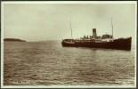 """S.S.St Julien"",  C1935.  Hospital Ship During War.           Sh-354 - Paquebots"