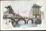 Malines Pont Gothique Gauffrée - Mechelen