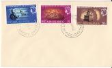 1968  150th Ann Of Capt Blight's Death  FDC - Briefmarken