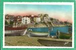 BANYULS-SUR-MER   - LE CAP DOUNE  448 ( BARQUES DE PECHEURS ) - Banyuls Sur Mer