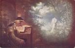 """C. Schweninger """"Le Rêve D´une Vie"""", Ref 1206-038 - Peintures & Tableaux"""