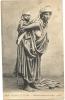 Scènes Et Types - Bédouine Portant Son Enfant, Ref 1206-042 - Ethnics