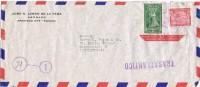 10667. Carta Aerea PANAMA 1949. Trasatlantico - Panamá