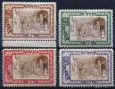 ROMANIA 1907 - Yv.203-206 (Mi.208-211, Sc.B17-20) MH (perfect) VF - Nuevos