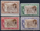 ROMANIA 1907 - Yv.203-206 (Mi.208-211, Sc.B17-20) MH (perfect) VF - Ungebraucht