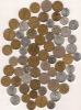 Lot De Monnaie En Vrac/Israél-Hongrie-Chine -Russie-Tchécoslovaquie/6 5 Piéces/20 éme Siécle      BIL18 - Coins & Banknotes