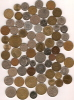 Lot De Monnaie En Vrac/Gréce-Allemagne-Belg Ique-Hollande-suisse-Port Ugal/71 Piéces/20 éme Siécle      BIL19 - Coins & Banknotes