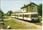 TOUCY - Association Des Autorails Touristiques De L'Yonne - Toucy