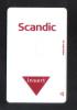 HOTEL KEY CARD   (  SCANDIC ) - Hotel Keycards
