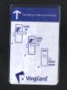HOTEL KEY CARD   (  VINGCARD ) - Hotel Keycards