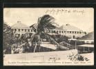 CPA St. Vicente, Western Telegraph's Co.'s Offices & Quarters - Cap Verde