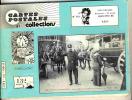 CPC-3- Cartes Postales Collections N° 101 - Les Flics - Les Forts Des Halles - Le Rugby - Books