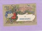 CPA - Un Bonjour De BRASSAC - Brassac