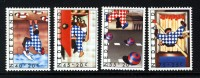 NETHERLANDS - 1977 CHILD WELFARE CHARITY SET (4V) FINE MNH ** - Childhood & Youth