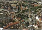 Carte Postale 59. Cambrai  Vue D´avion Trés  Beau Plan - Cambrai