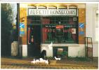 Carte Postale 59. Condé-sur-Escaut   Café Brasserie  Au Petit Bonsecours  Trés  Beau Plan - Conde Sur Escaut