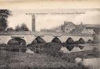 Savigny Sur Braye  -  Le Pont Des Grands Moulins - France