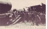 CONTICH = Terrible Accident De Chemin De Fer - La Recherche Des Victimes - Carte Animée  (1908) - Non Classés