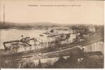 TONNERRE.  - Vue Panoramique Des Inondations Du 20 Janvier 1910 - Tonnerre