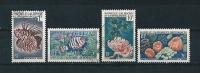 Nouvelle Calédonie Timbres De 1959  N°291 A 294  Oblitéré - Nouvelle-Calédonie