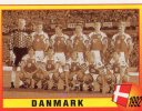 DANMARK..1992....CALCIO..FOLGORE.. ..EDIS..PANINI....PLAYMONEY..FOOTBALL. - Edizione Italiana