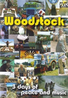 """Woodstock  """"  3 Days Of Peace And Music  """" - Musik-DVD's"""