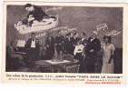 """CPA - CINÉMA - UNE SCÉNE DE LA PRODUCTION  """"PAPA SANS LE SAVOIR"""" - Manifesti Su Carta"""