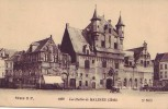 MALINES = Les Halles + Attelages   (vierge) - Malines