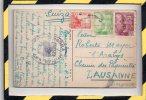 CENSURA MILITARIA  BARCELONE 1940 - Marcas De Censura Nacional