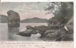 LOOKING GLASS ROCK , HAWKESBURY RIVER  1905 - Australie