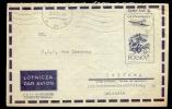COVER / AIRLETTER * POSTAL STATIONERY POLAND SENT TO HOLLAND * 1957 - 1944-.... República