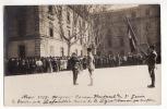 84  AVIGNON   Caserne Hautpoul   Lieutenant Lafouillade Décoré De La Légion D'honneur Par Son Père    CARTE PHOTO - Avignon