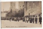 84  AVIGNON   Remise De Décorations Vers La Tour Campane    CARTE PHOTO - Avignon