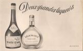 VIEILLE CURE ET MABORANGE  DEUX GRANDES LIQUEURS - Liqueur & Bière