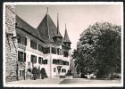 Schloss Spiez - Turm Palas Und Nordflügel - Dos Vierge - BE Berne