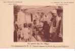 20752 Indes Rajputana -tournée Village Simon Soignant Kolis Ajmer. Capucins Francias Mission Sacré Coeur. Deo Gratias
