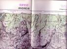 ANDREIS , Pordenone , Carta Topografica Militare  F 24  IV  S.E. - Carte Topografiche