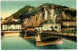 GRENOBLE, Pont De La Porte De France Et Fort De Rabot - Grenoble