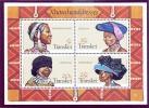 Transkei 1981 South Africa TRADITIONAL HEADRESS S/S 1 MNH** - Transkei