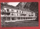 Q0090 Lavey-les-Bains, L'Hôtel. Non Circulé. Rouge - VD Vaud